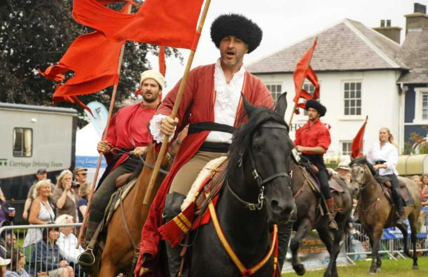 The Aberaeron Festival of Welsh Ponies and Cobs is held in mid August each year, an action packed day full of displays