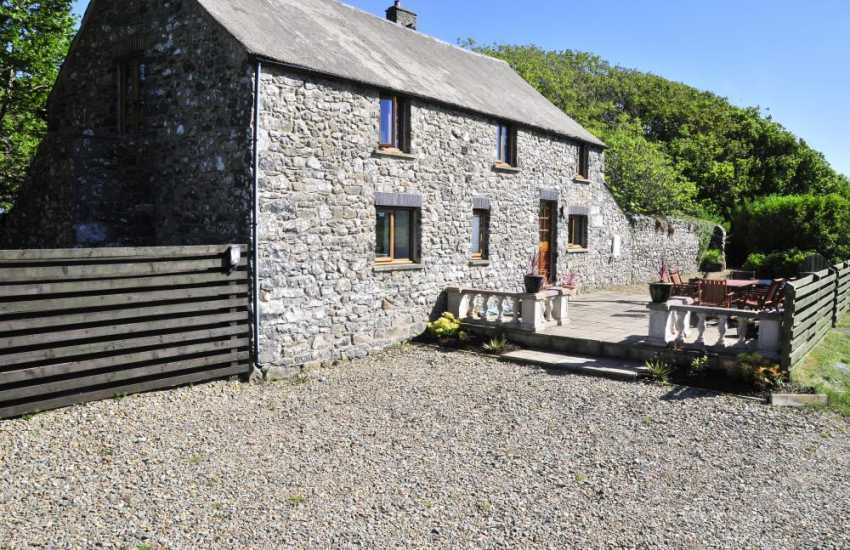 Holiday cottage near Whitesands Beach, Pembrokeshire