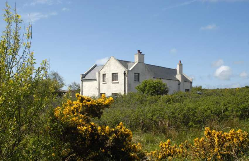 House for rent near St Davids and Whitesands Bay - pets welcome