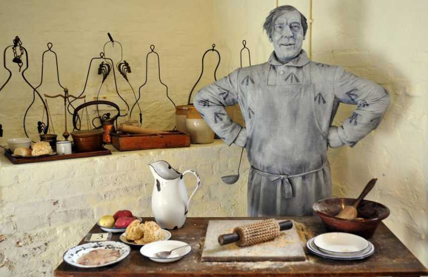 Do visit the Ruthin Gaol Museum, a fantastic family attraction in Ruthin