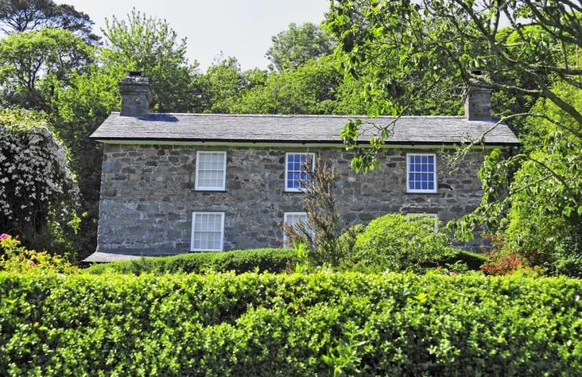 Plas yn Rhiw, National Trust property & gardens on route to Aberdaron
