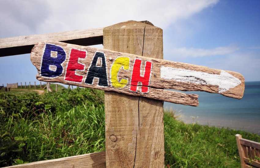 Spend a day on one of North Wales' fabulous beaches