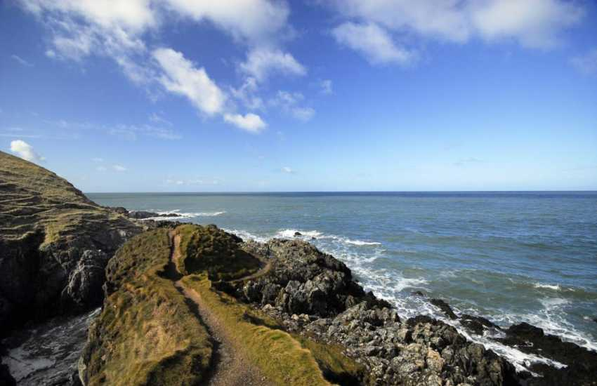 Coastal walks along the Lleyn Peninsula