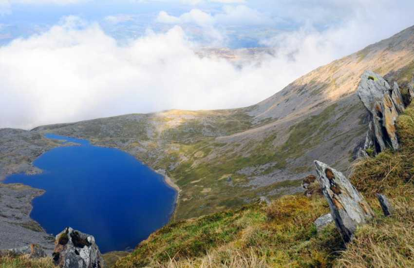 Snowdonia Mountain walks