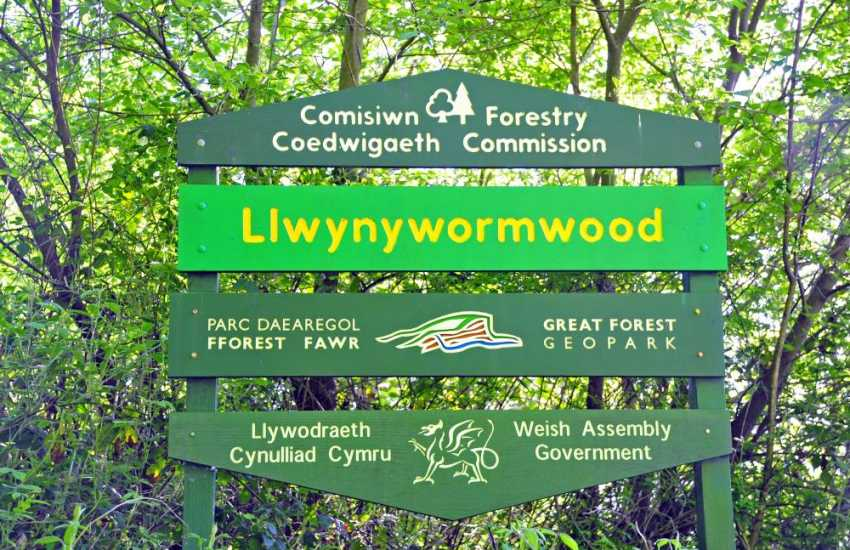 Enjoy exploring the Caio Forest nearby or the Great Forest Geopark - a swathe of upland country within the Brecon Beacons. You may cross paths with a Royal neighbour - Prince Charles has his Welsh home at Llwynywormwood