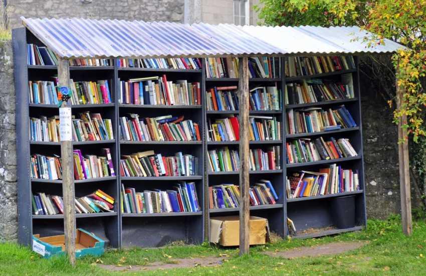 Hay book festival