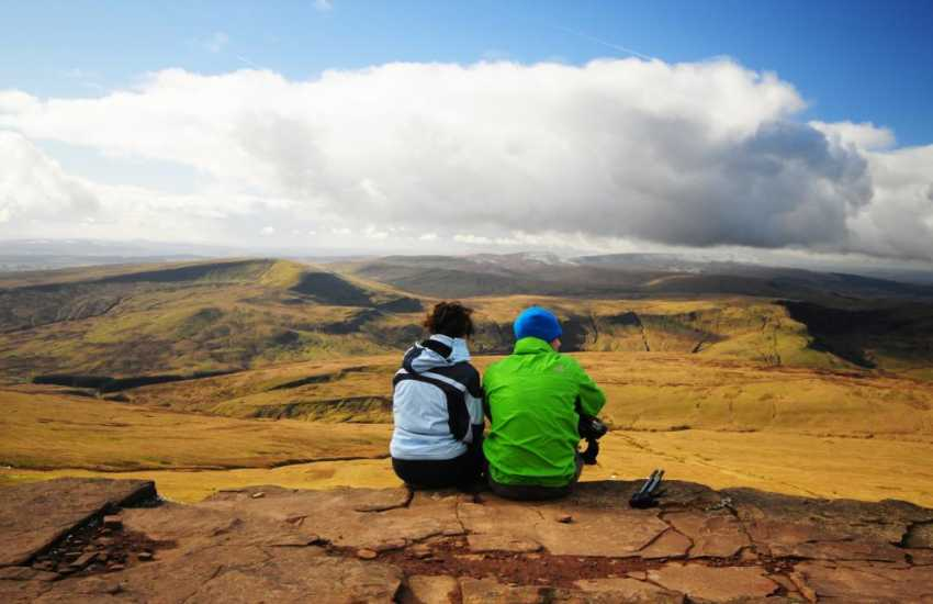 Explore the Brecon Beacons