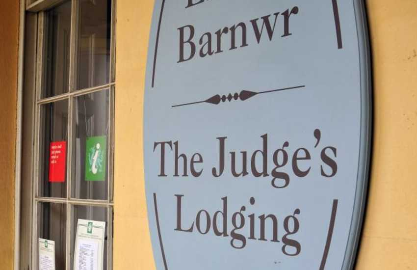The Judges Lodging