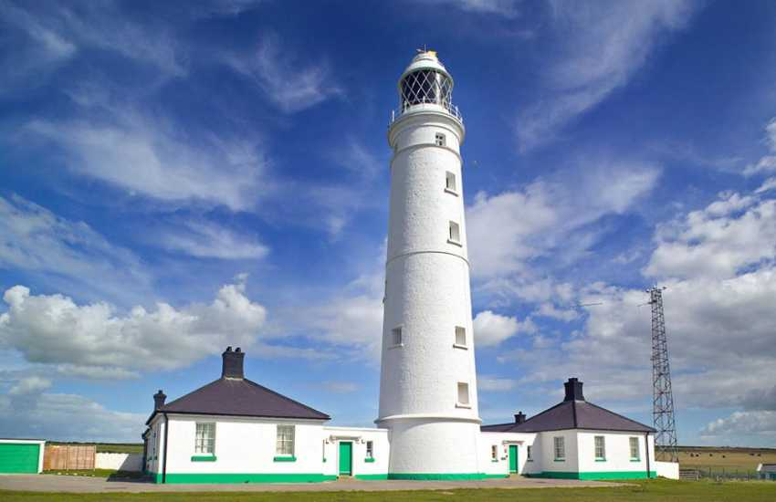 Do take a fascinating tour around Nash Point Lighthouse and enjoy the stunning scenery from a totally new perspective.