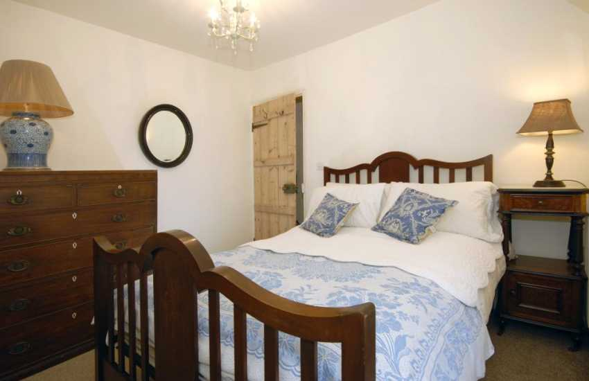 Pembrokeshire Coast holiday home - double