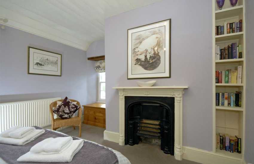 Grade II listed Pembrokeshire farmhouse with original features