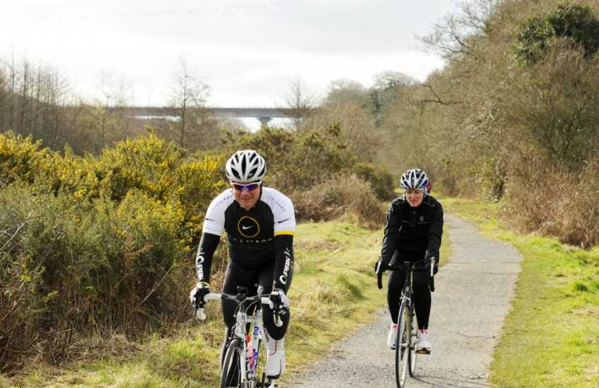 The Brunel Cycle Track passes through Westfield Pill Nature Reserve along the old railway line to Haverfordwest. Bike hire for all ages is available from Mike's Bikes who will deliver bicycles to your door!