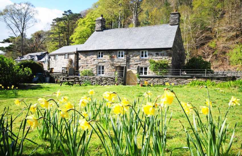 Tan y Bwlch holiday cottage - sleeps 4