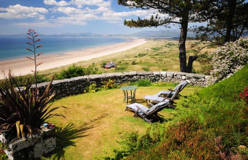 View from Hafod Wen