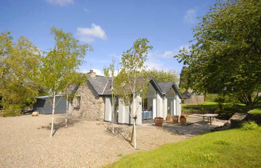 Carew holiday cottage