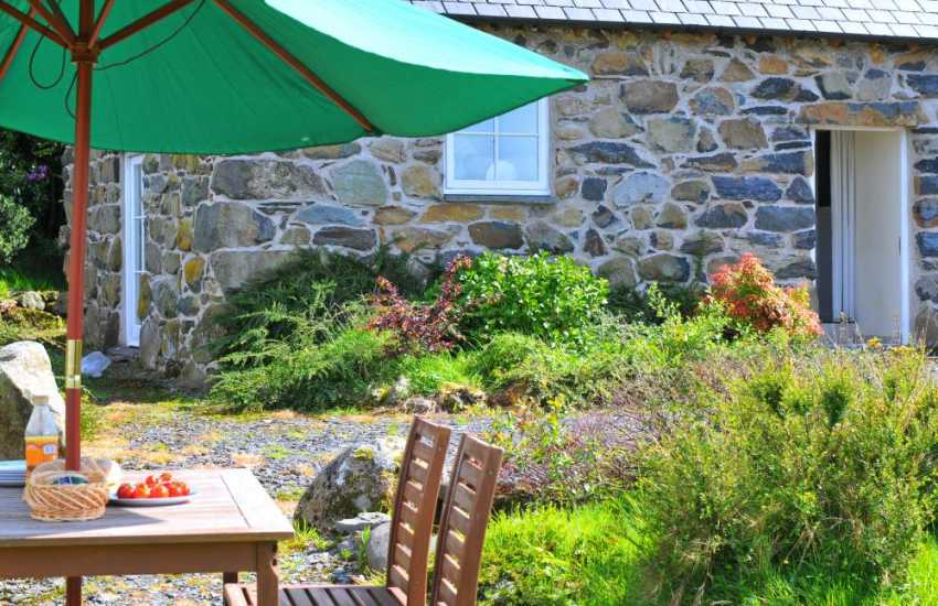 Holiday cottage Cadair Idris - exterior