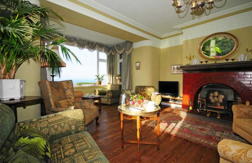 Harlech luxury holiday cottage
