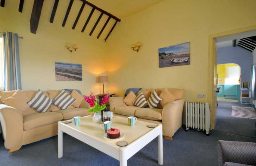 Benllech holiday cottage  - lounge