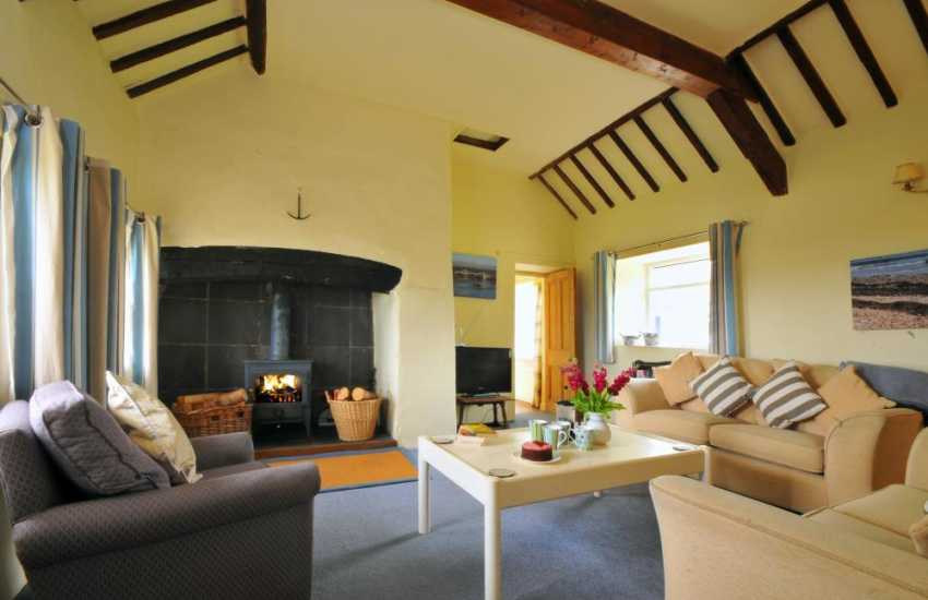 Holiday cottage Anglesey - lounge