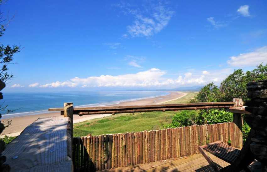 Welsh coastal cottage Harlech - Views