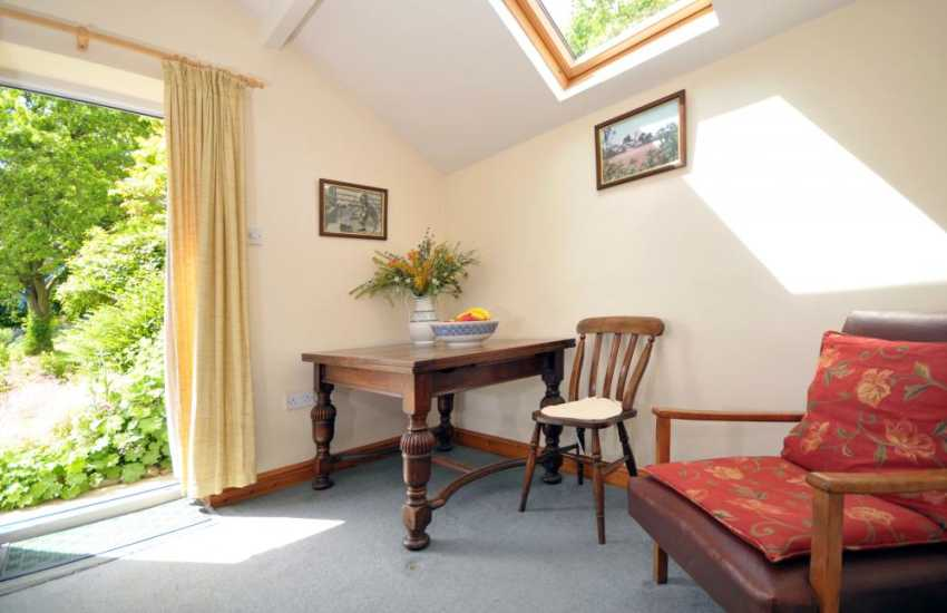 Radnorshire holiday cottage - lounge