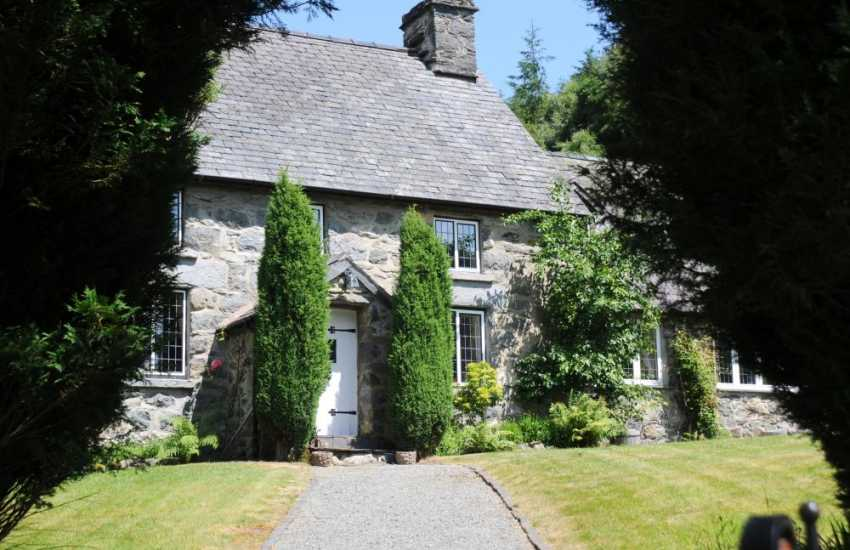 North Wales holiday cottage near Bala