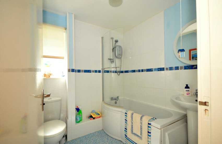 Holiday cottage Porthmadog - bathroom