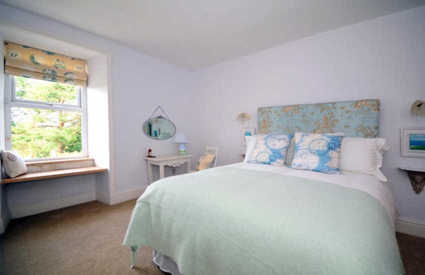 Luxury holiday cottage Snowdonia - bedroom