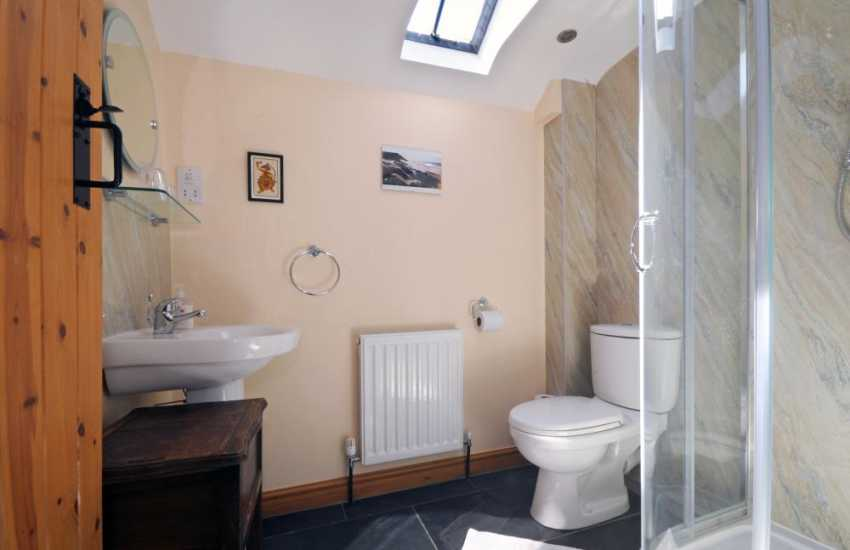 Holiday cottage Wales - en-suite