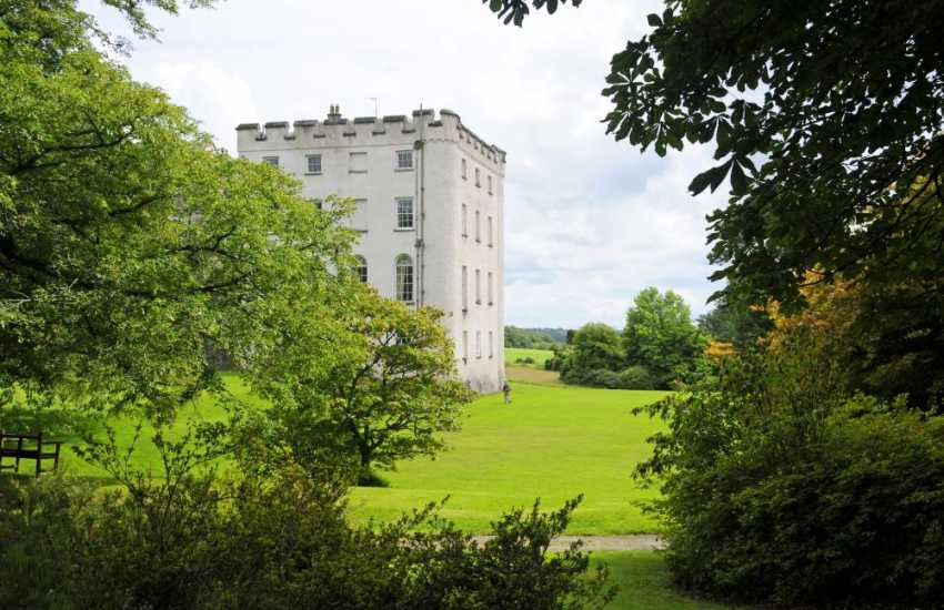 Picton Castle and Gardens - guided tours of this beautiful 13th century castle which spans nearly 800 years of history