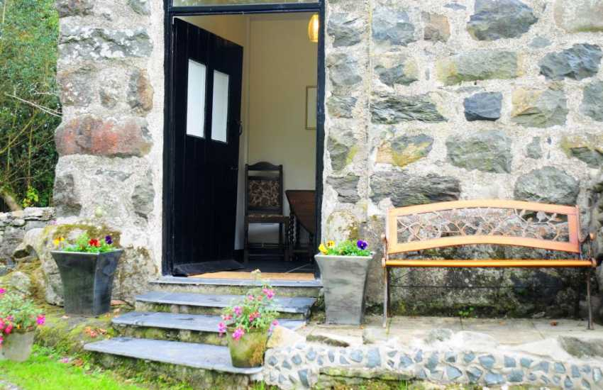 Cottage close to Criccieth