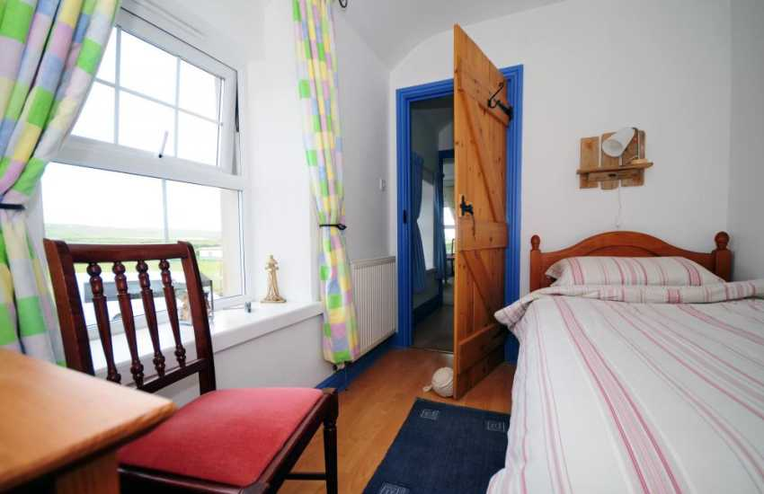 Holiday  Cottage in  Aberdaron - bedroom