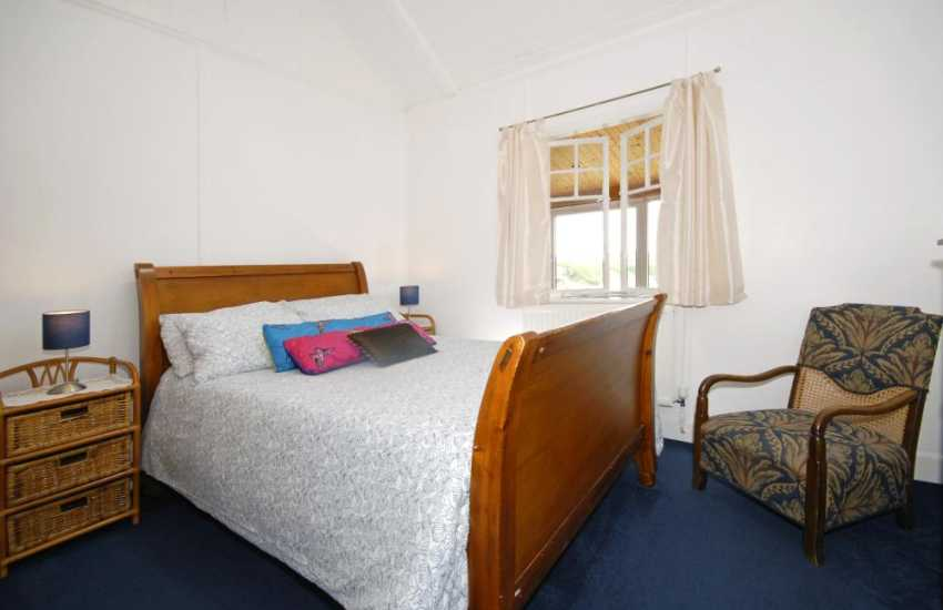 North Pembrokeshire holiday home sleeps 16 - double