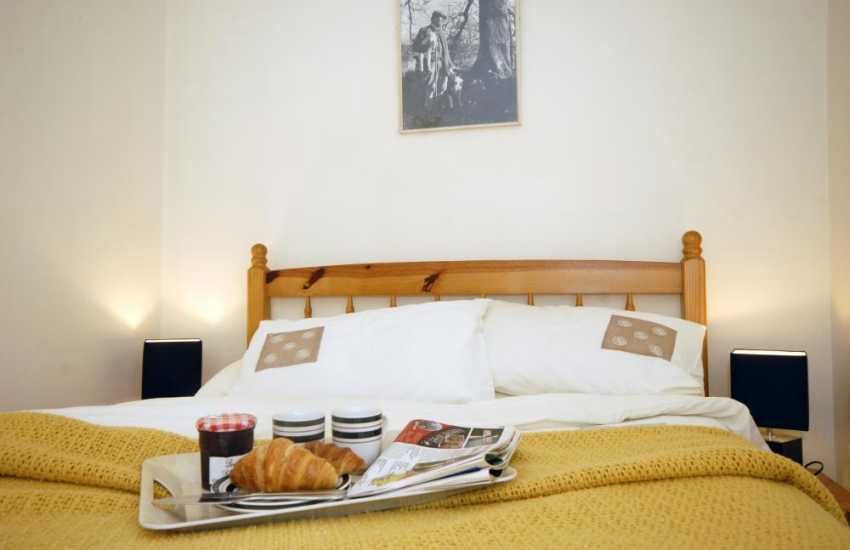 Cosy Pembrokeshire retreat just for two