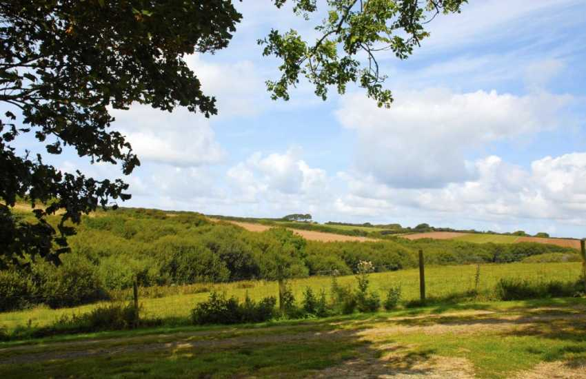 Pembrokeshire rural holiday cottage on the Dale Peninsula