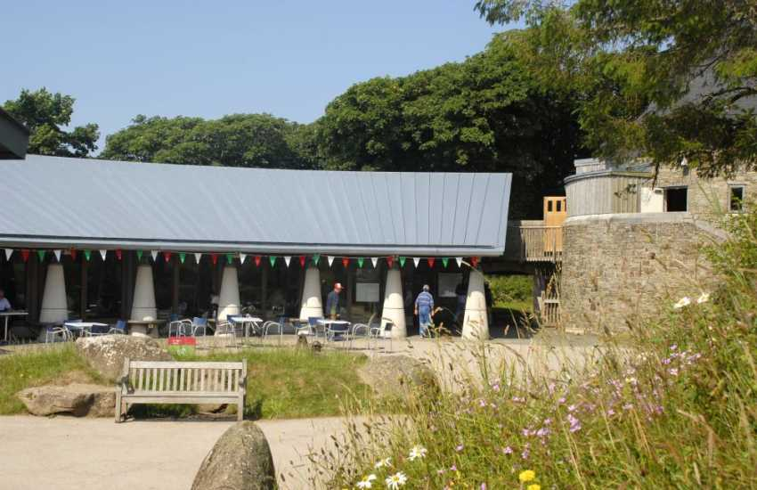 Oriel y Felin in St Davids â?? an excellent café with exhibitions and activities taking place throughout the year