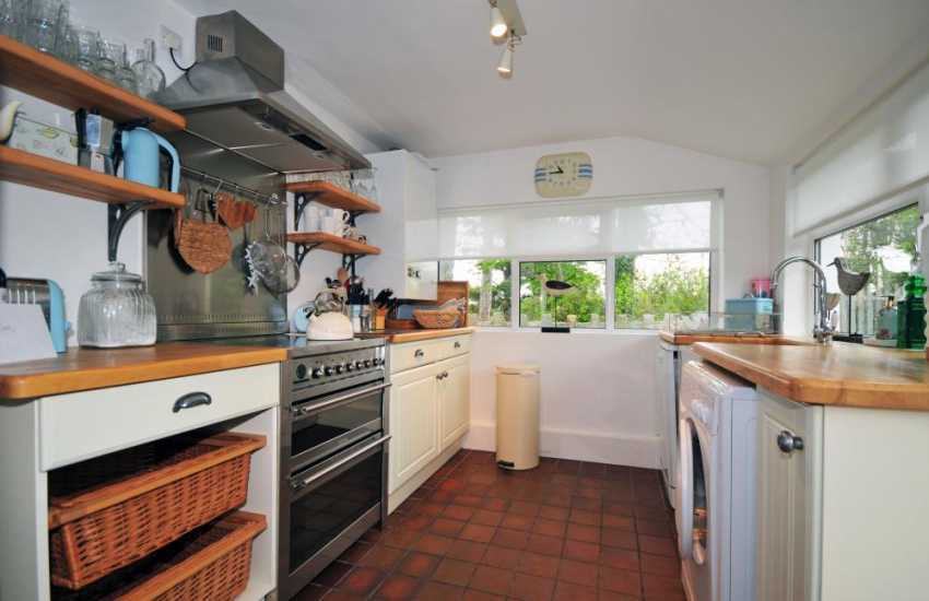 Cottage near the beach North Wales - kitchen