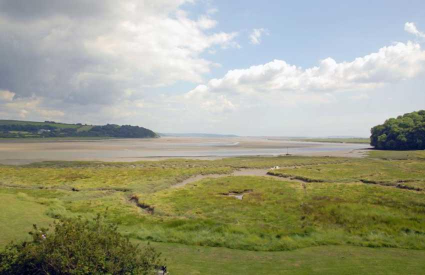 Ginst Point is a wonderful spot for keen bird watchers