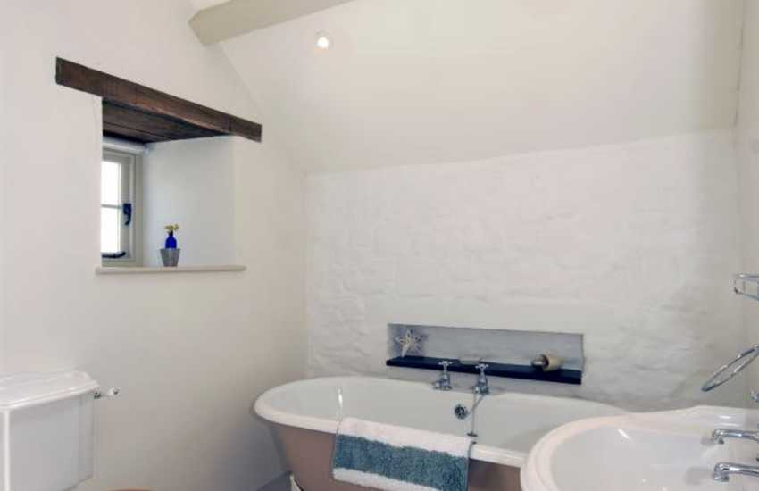 Solva holiday home - en-suite shower/bathroom