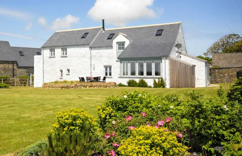 Solva family holiday home on the Pembrokeshire Coast Path
