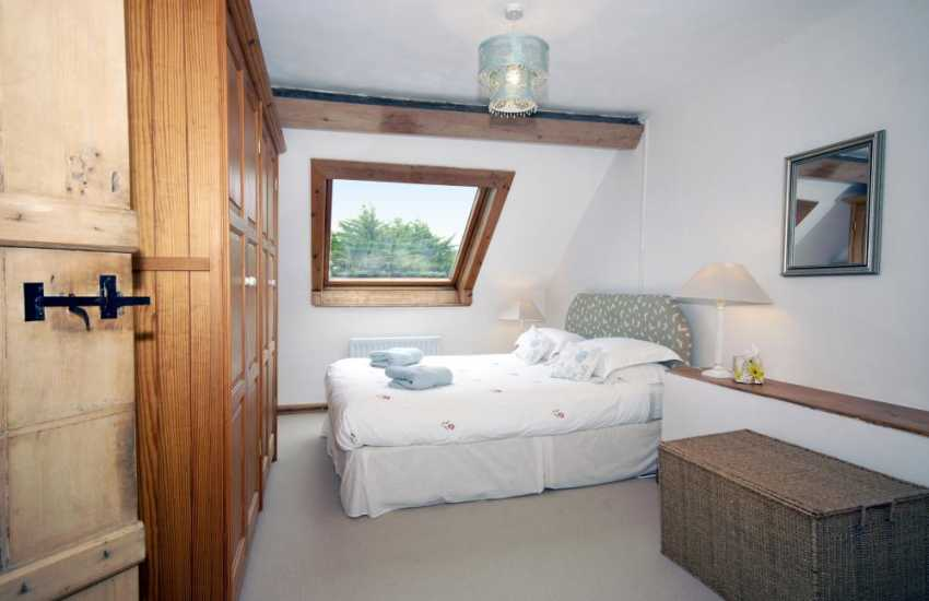Moylegrove holiday cottage - Double