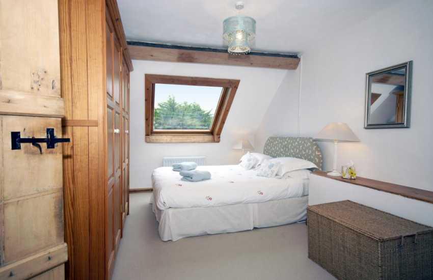 Moylegrove holiday cottage - Double