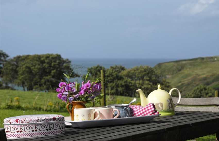 A cosy, beautifully furnished, comfortable family home holidays near the coast on the stunning North Pembrokeshire Coast