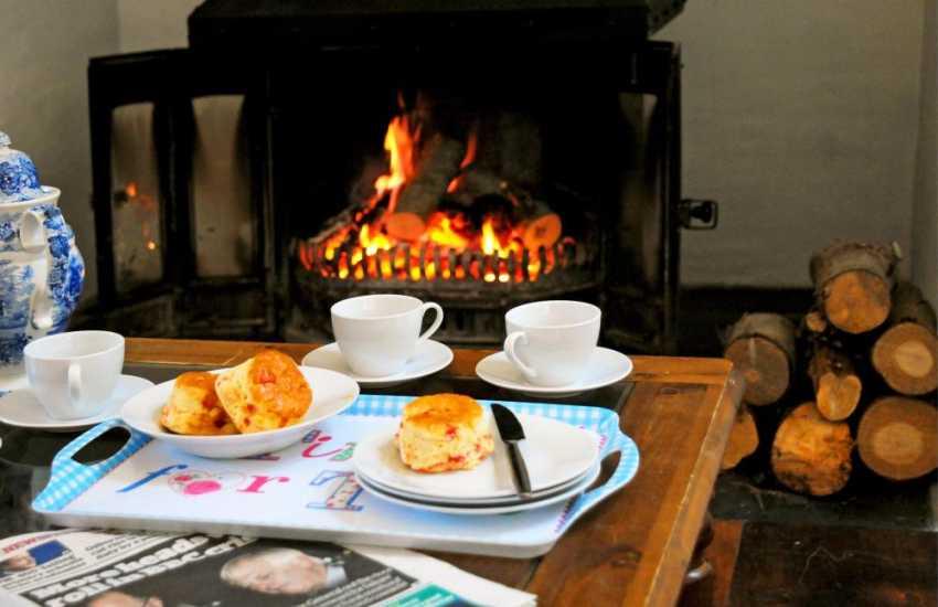 Llanbedr holiday cottage - lounge