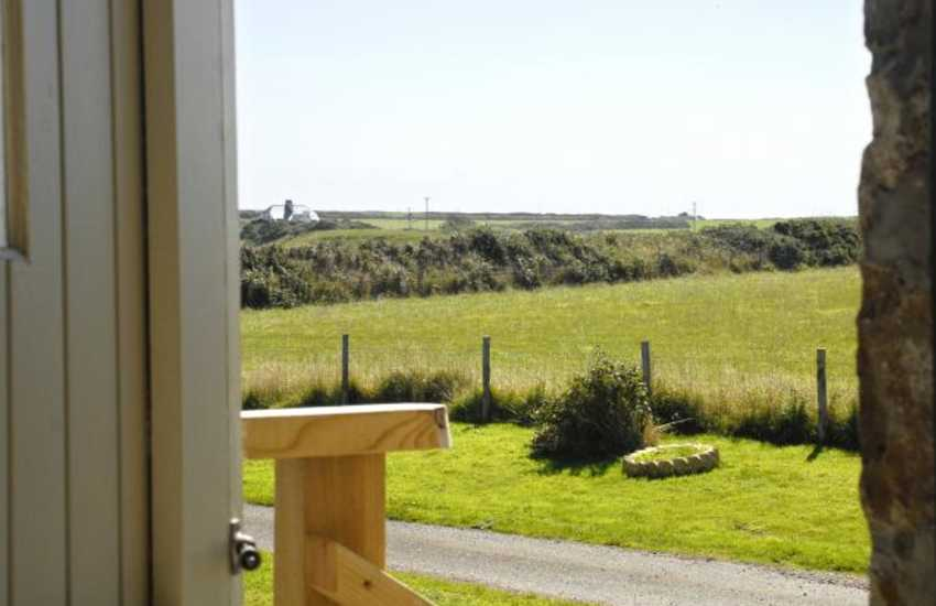 Luxury restored barn near Marloes Sands sleeps 5