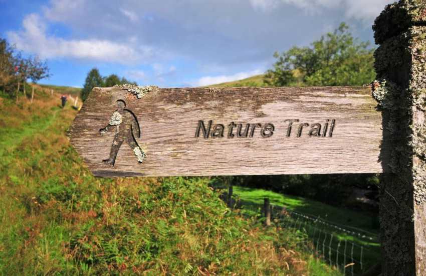 Marteg Bridge Footpath and Nature Trail