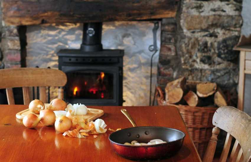 Anglesey holiday cottage - cameo