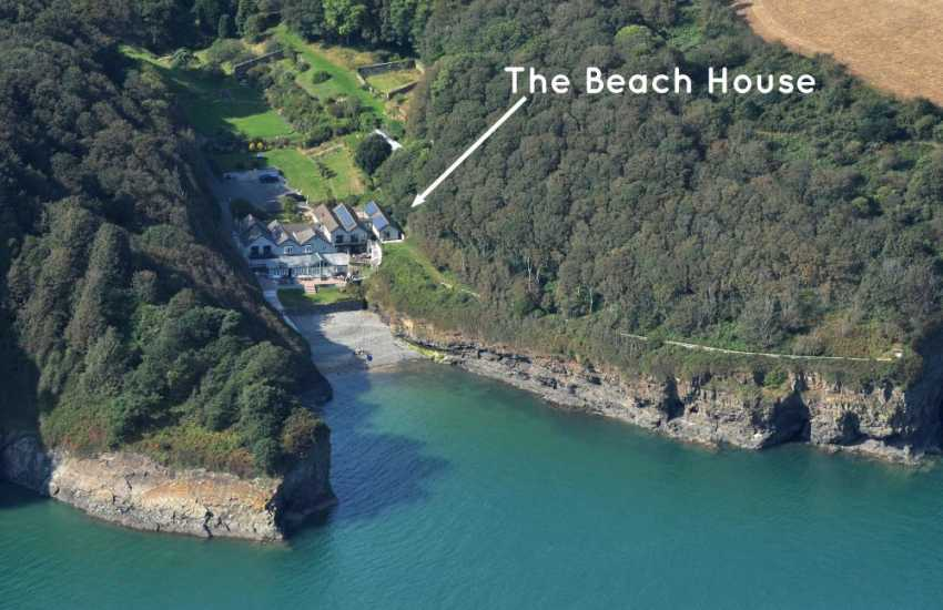 Tenby - luxury holiday residence by the waters edge on the Pembrokeshire