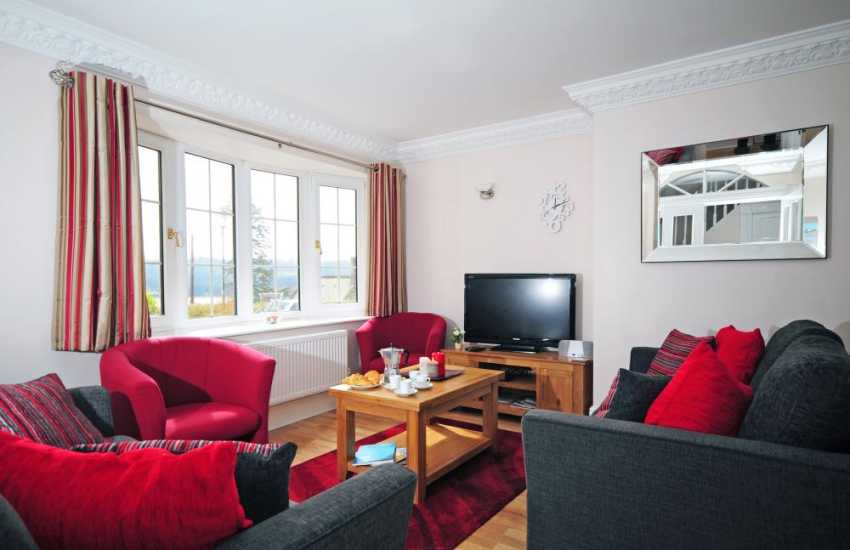 Holiday home Anglesey - lounge