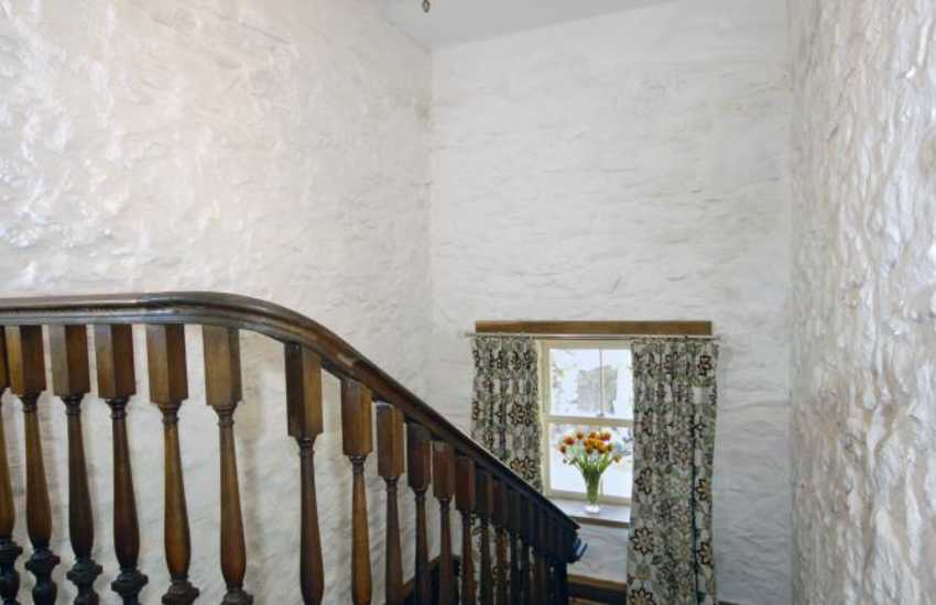 St Brides Bay holiday house - hall